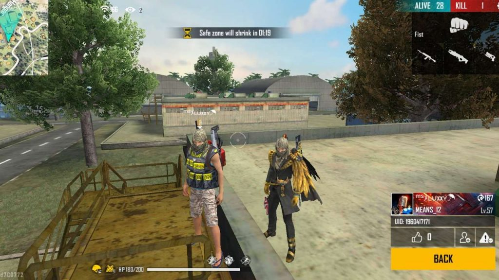 Free Fire MOD Full cho Android