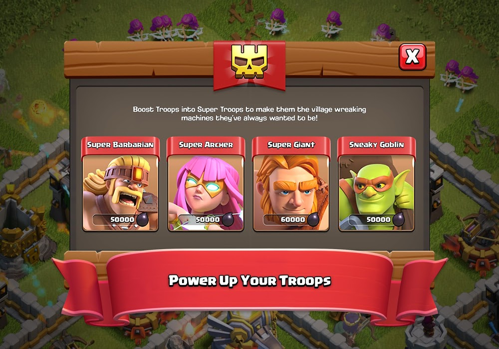 Clash of Clans MOD Town Hall