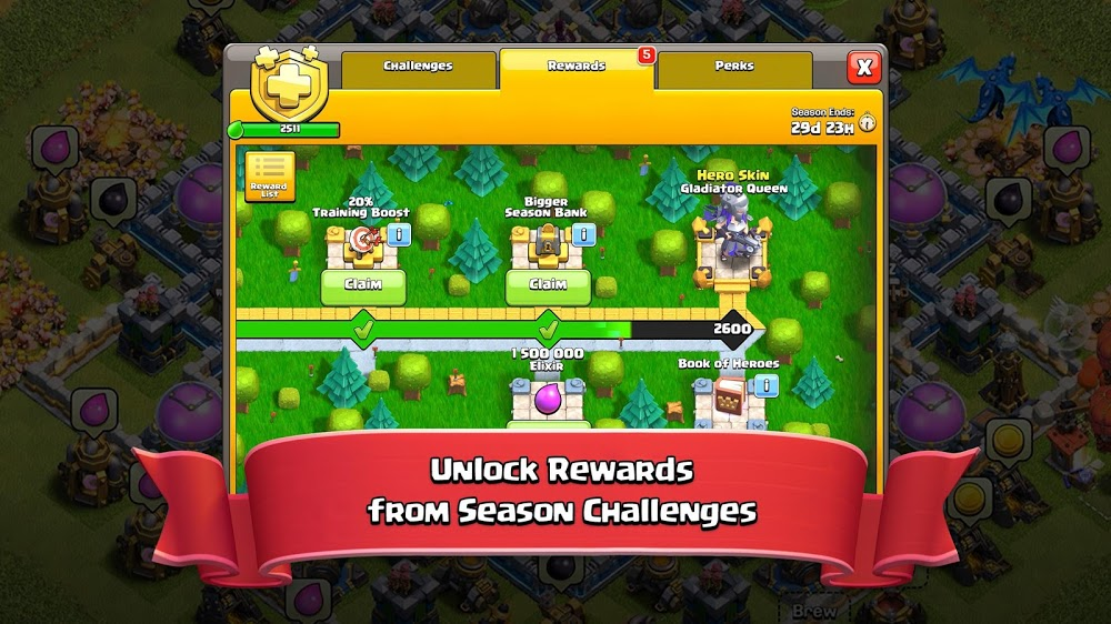 Tải game Clash of Clans MOD cho Android