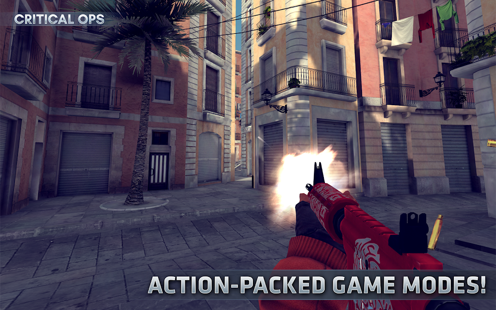 Tải game Critical Ops MOD cho Android