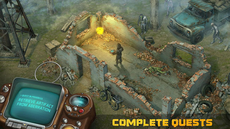 Tải game Dawn of Zombies MOD cho Android