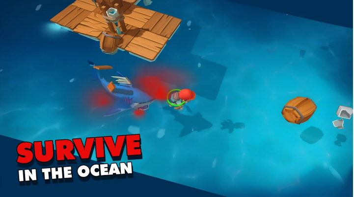 Epic Raft MOD Money cho Android