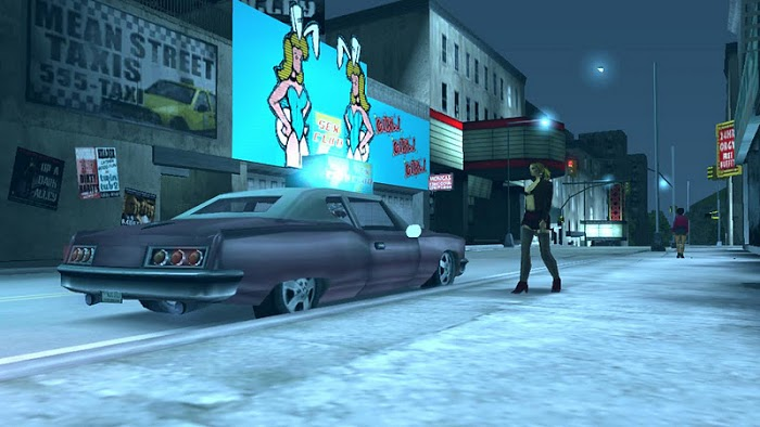 Tải game Grand Theft Auto III MOD cho Android