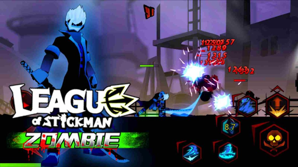 League of Stickman MOD cho Android