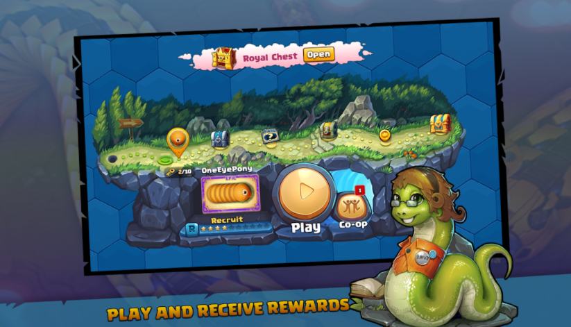 Tải game Little Big Snack MOD VIP cho Android