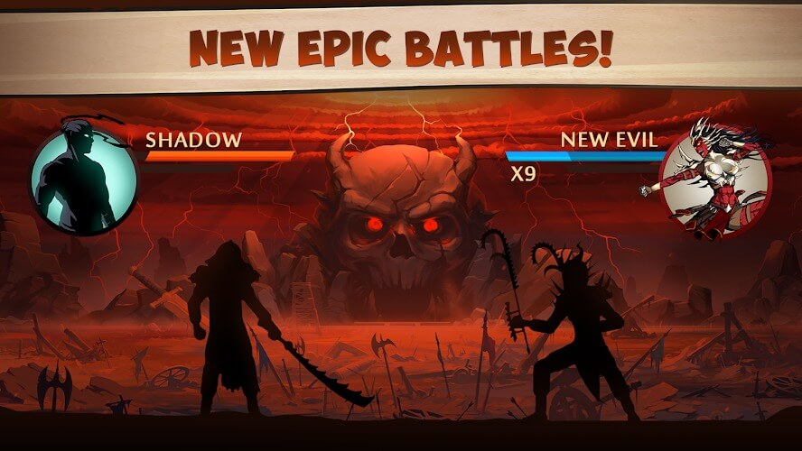 Shadow Fight 2 MOD cho Android