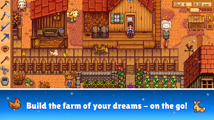 Stardew Valley MOD cho Android Miễn Phí