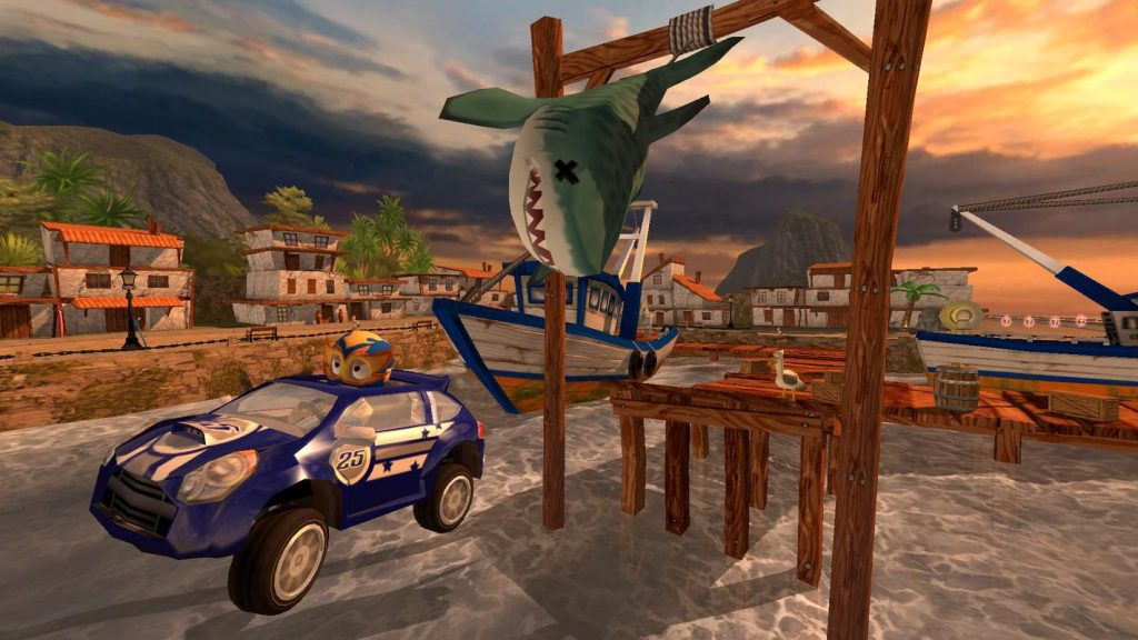 Tải game Beach Buggy Racing MOD cho Android