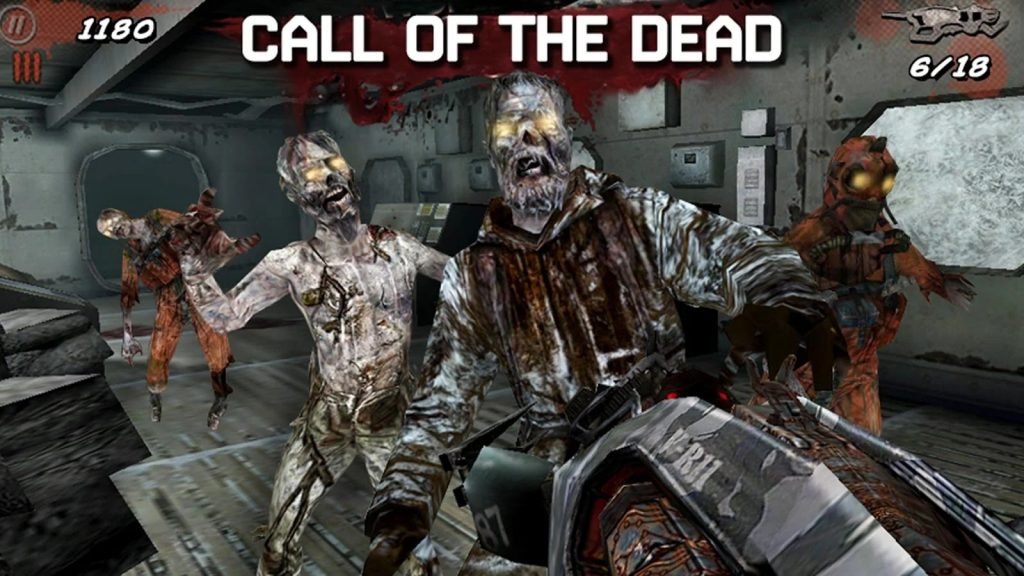 Tải game Call of Duty: Black Ops Zombies MOD cho Android