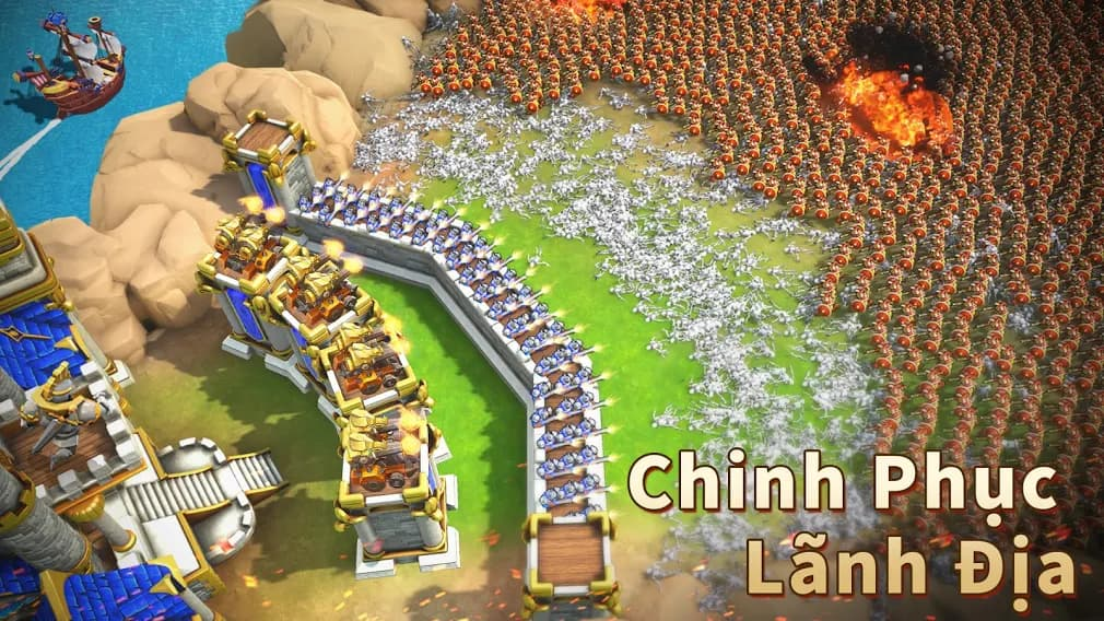 Tải MOD Lords Mobile cho Android
