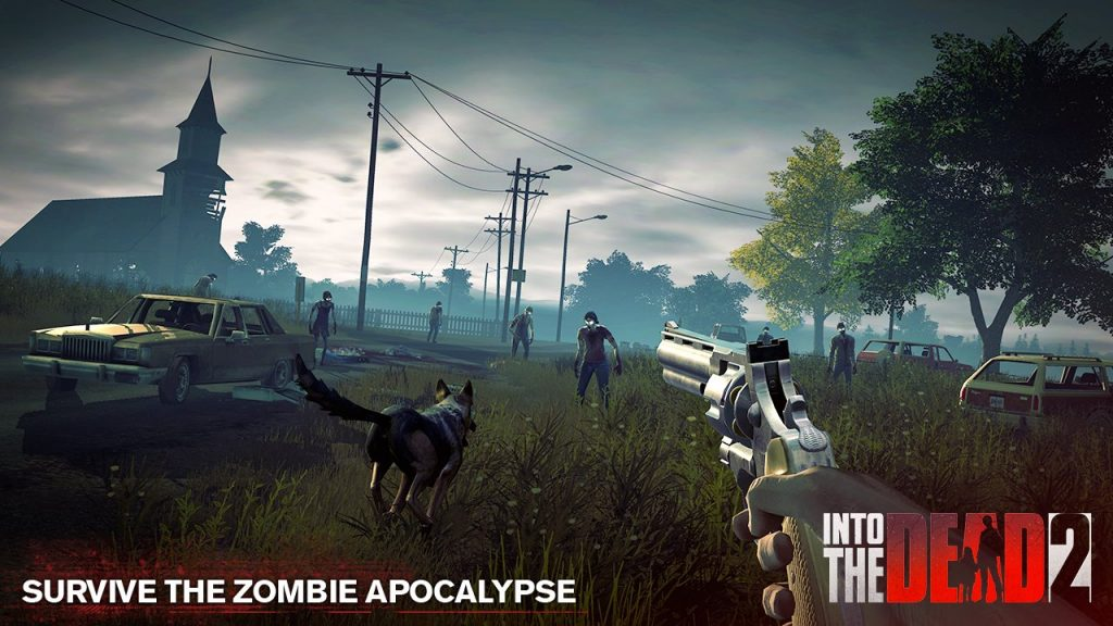 Tải Into the Dead: Zombie MOD cho Android