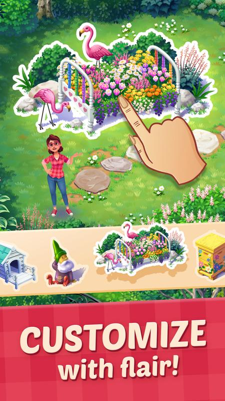 Tải game Lily's Garden MOD cho Android