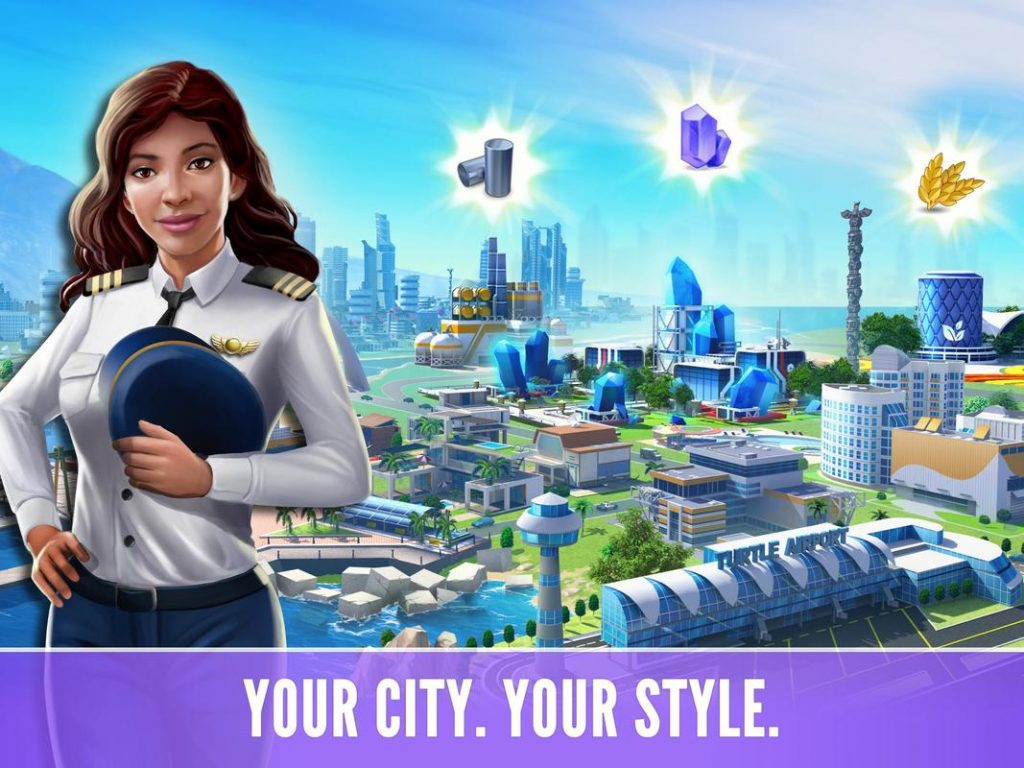 Tải game Little Big City MOD cho Android