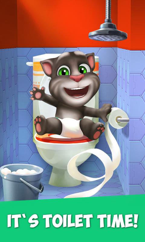Tải game My Talking Tom MOD cho Android