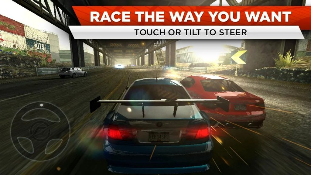 Tải game Need for Speed Most Wanted MOD cho Android