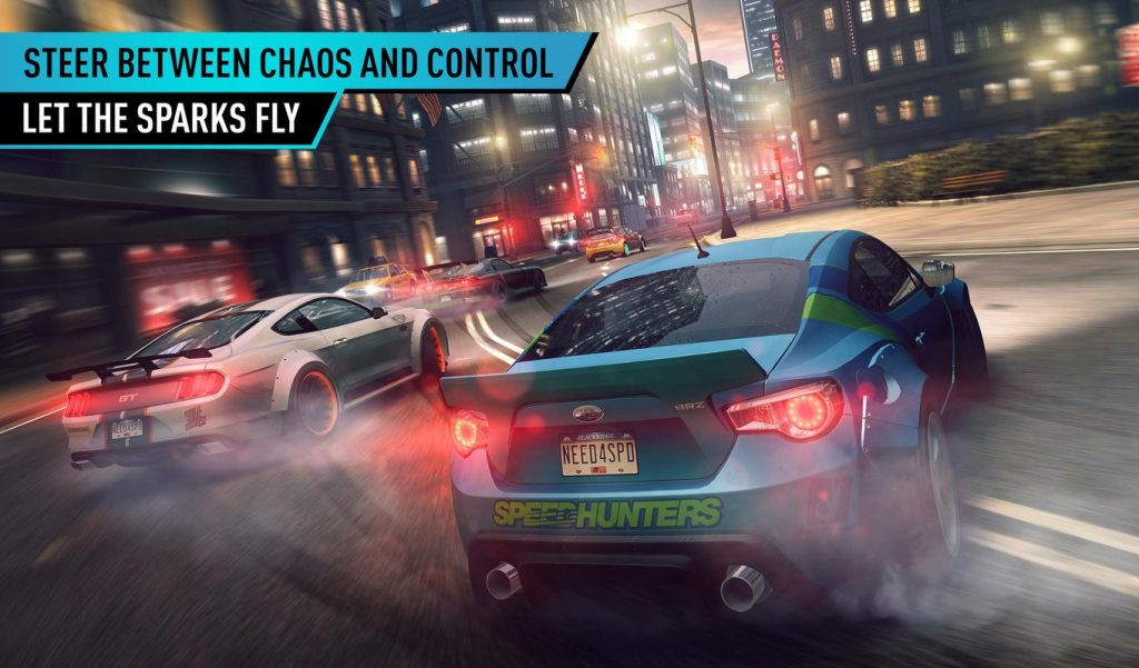 Tải game Need For Speed No Limits MOD cho Android
