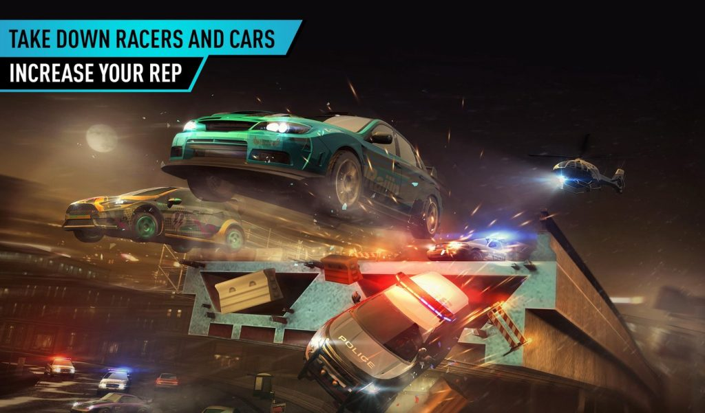 Need For Speed No Limits MOD Money