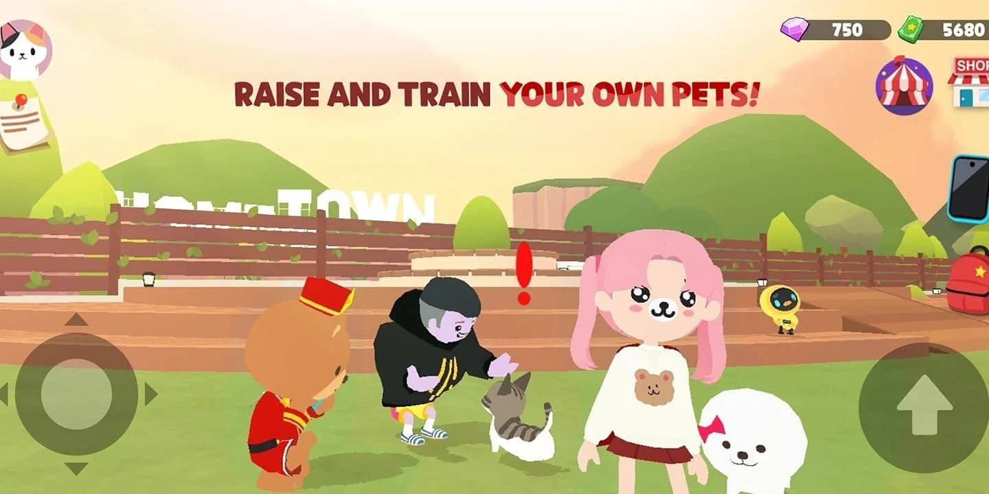 Tải game Play Together MOD cho Android