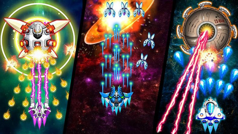 Tải game Space Shooter: Galaxy Attack MOD cho Android