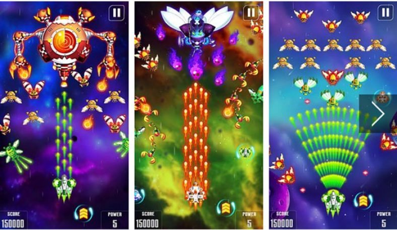 Space Shooter: Galaxy Attack MOD Money