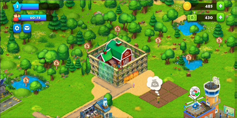 Tải game Township MOD cho Android