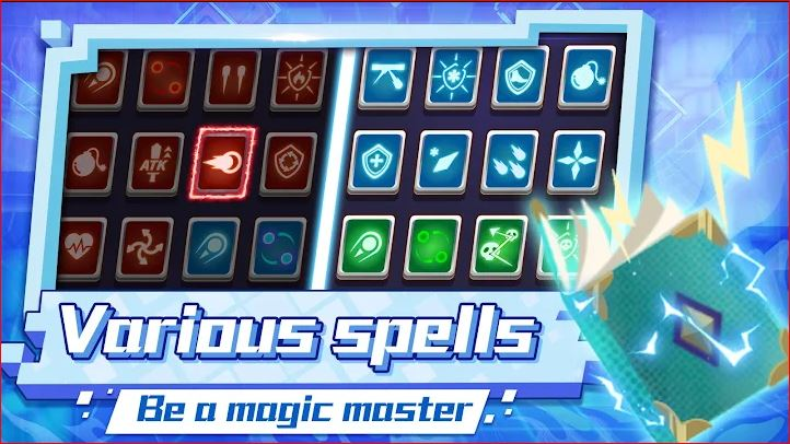 Wizard Legend: Fighting MOD cho Android
