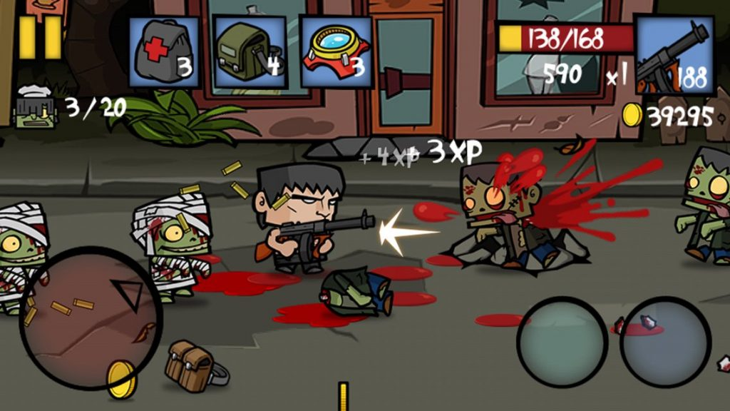 Zombie Age 2 MOD cho Android