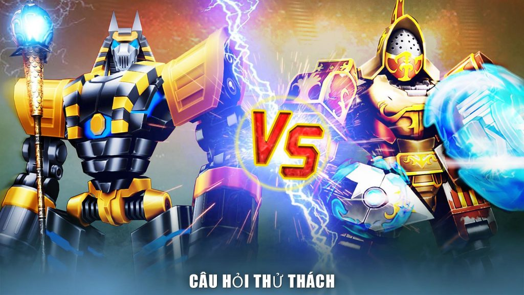 MOD Ultimate Robot Fighting full tiền cho Android